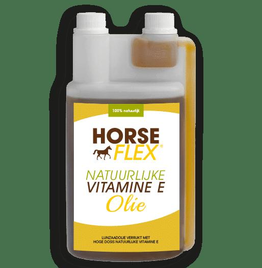 natuurlijke vitamine e voor paarden