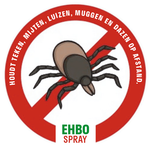 HorseFlex Anti teken en insecten spray