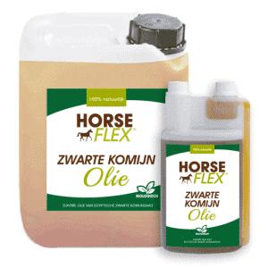 HorseFlex Zwarte Komijn Olie